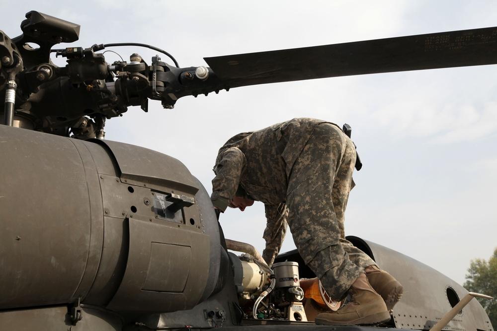 Leaflet drop-Task Force Lighthorse