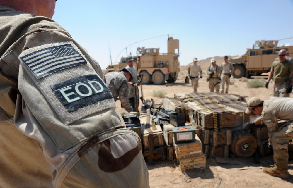 Navy Explosive Ordnance Disposal Mobile Unit 2