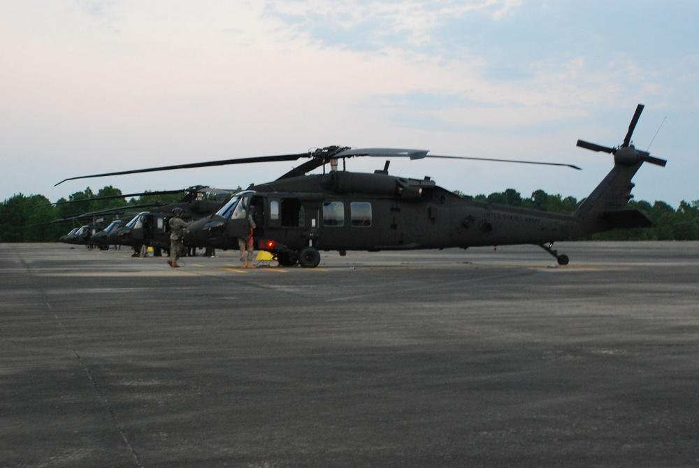 License to Fly: Pegasus Pilots Take Off With the 82d CAB Transition to UH-60Ms