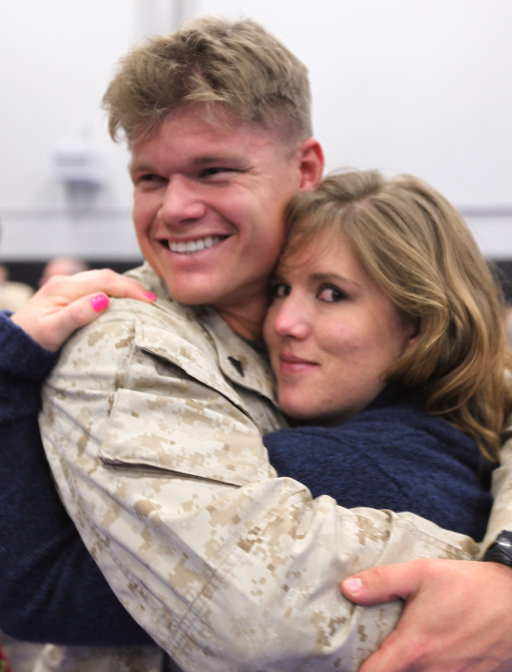 1st Recon Bn. returns from Afghanistan
