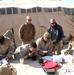 India Company, 3/5 Dark Horse Marines use solar power to brighten mission accomplishment