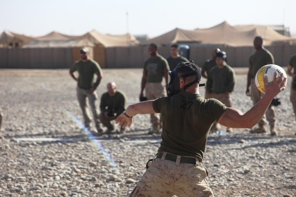 'Payne Games' keeps Marines prepared, provides camaraderie