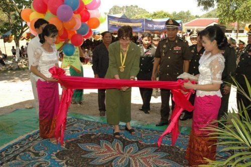 Cambodian / JIATF West Training Facility, Sisophon