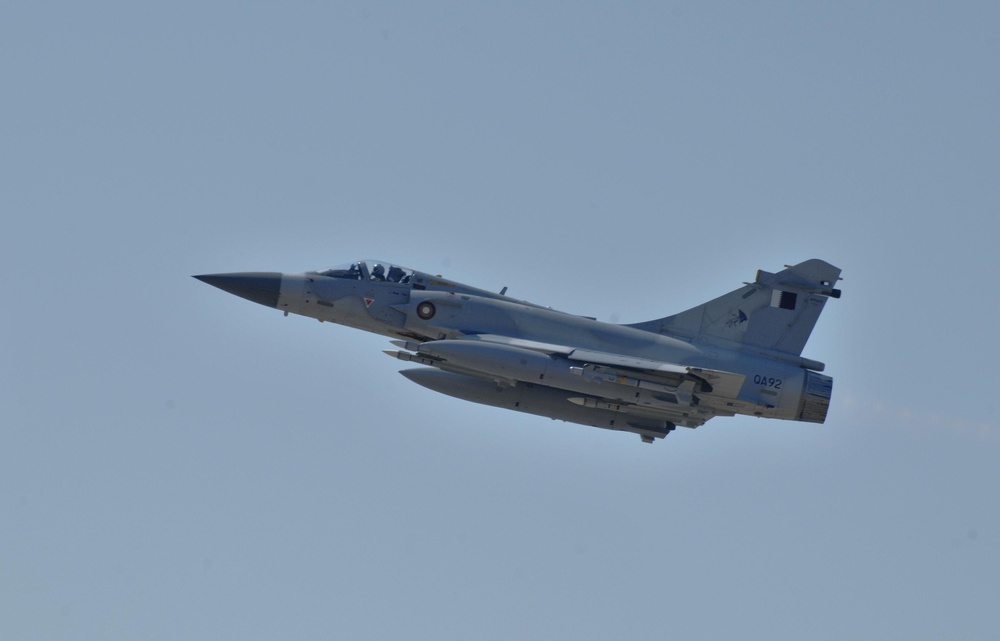 New Coalition Member Flies 1st Sortie Enforcing No-Fly Zone over Libya