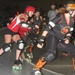 Roller derby knocks 'em out