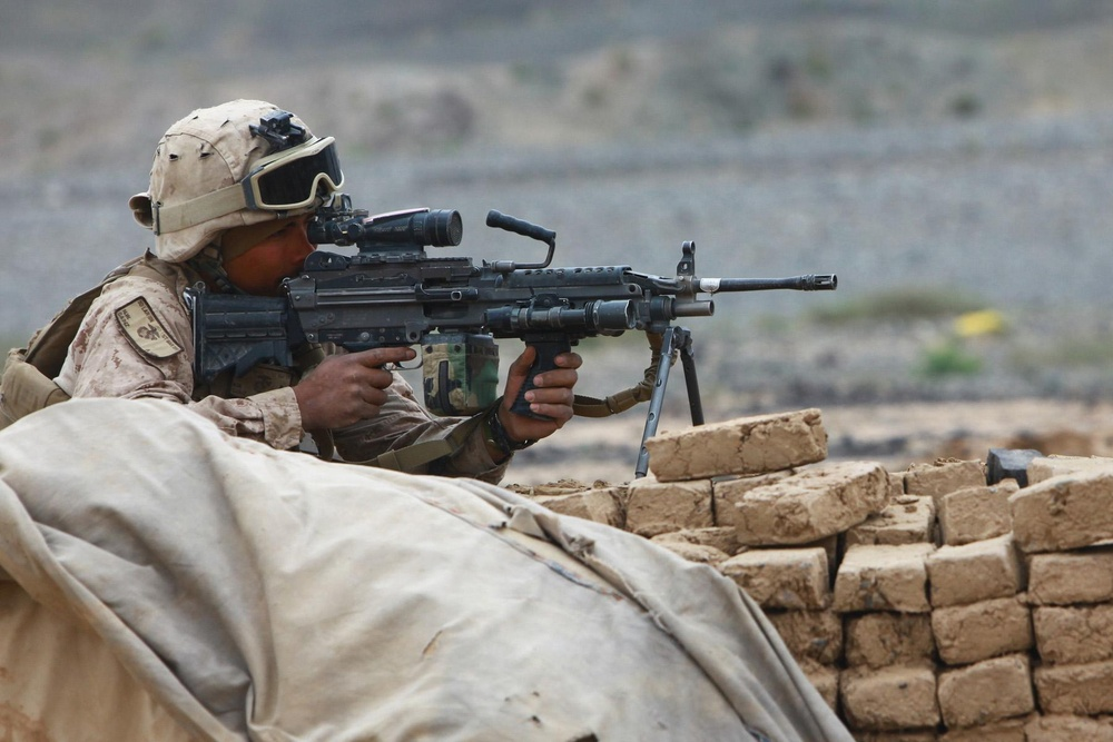 Operation Rawhide II disrupts insurgent communication, supply lines