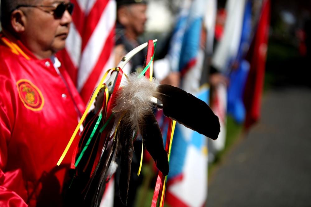 Native Flag