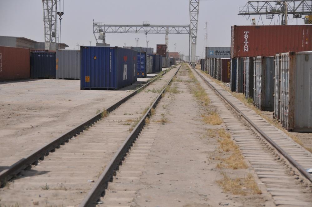 Rail Line to future prosperity