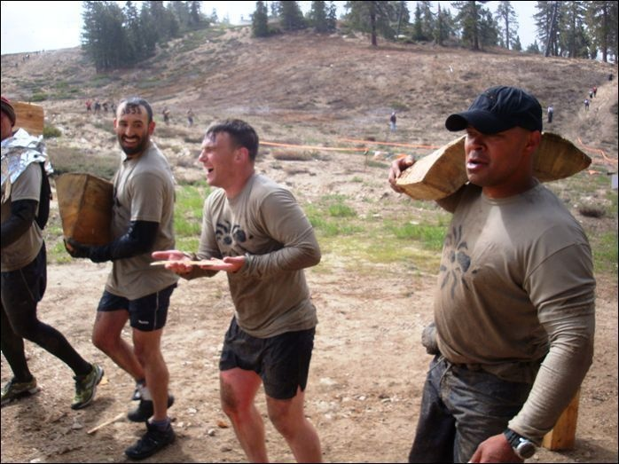 NTC operations group 'Tarantula Team' conquers 2011 Southern California Tough Mudder