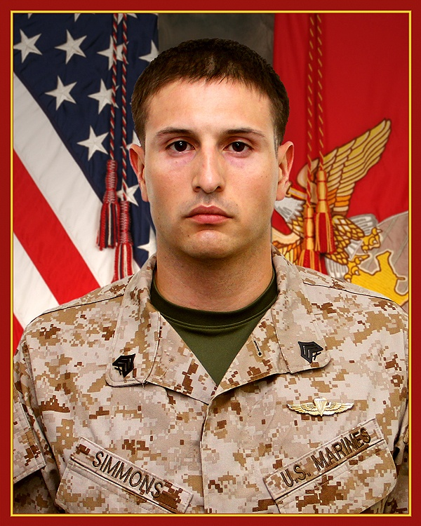 13th MEU Marine receives Silver Star on Nation's birthday