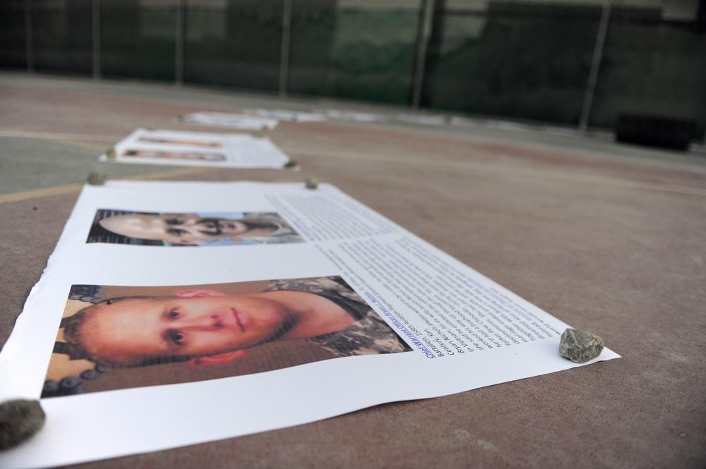 '31 Heroes': Sweat, pain shared in memory of fallen warriors