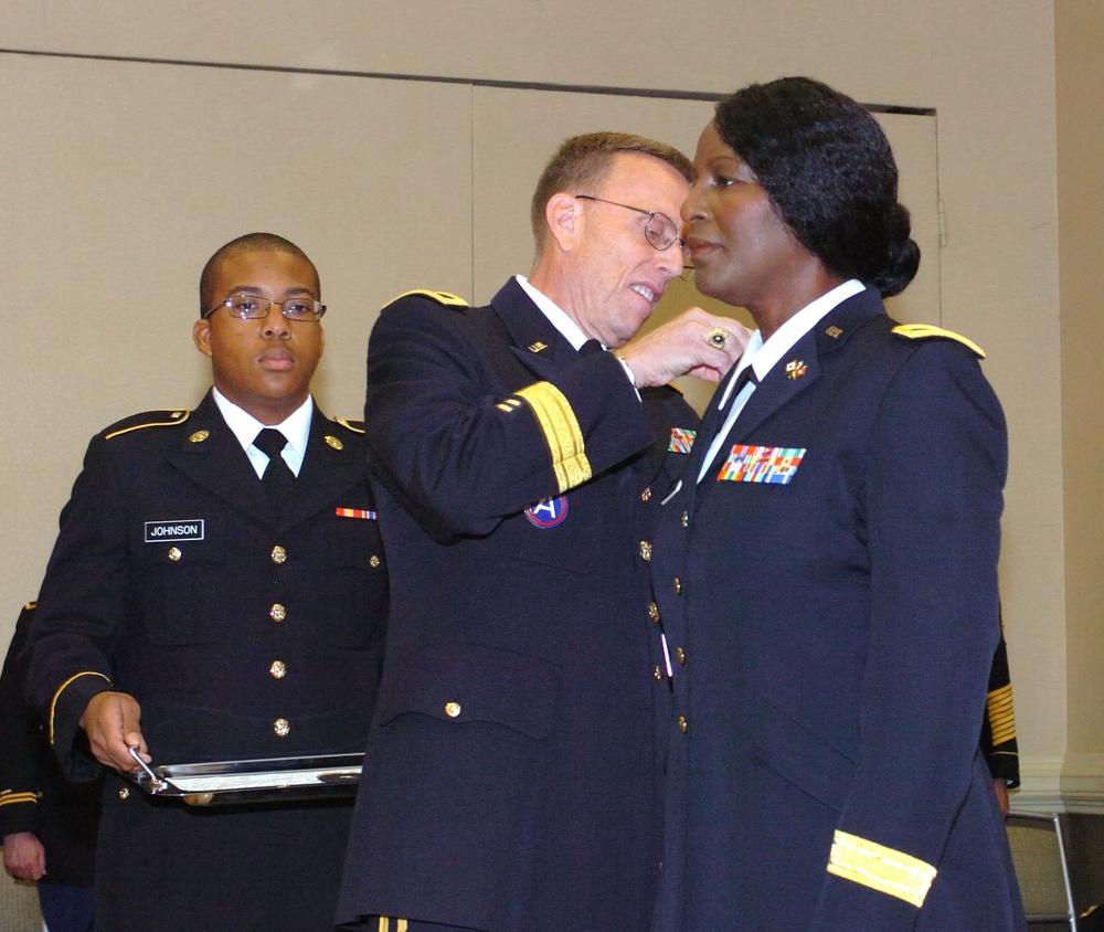 Brig. Gen. Kaffia Jones promoted