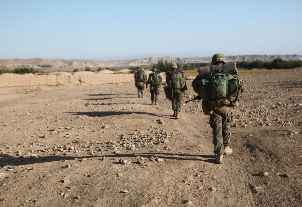 Operation Eastern Storm: Marines push through Kajaki Sofla