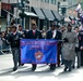 Marines march in 2011 New York Veterans Day Parade