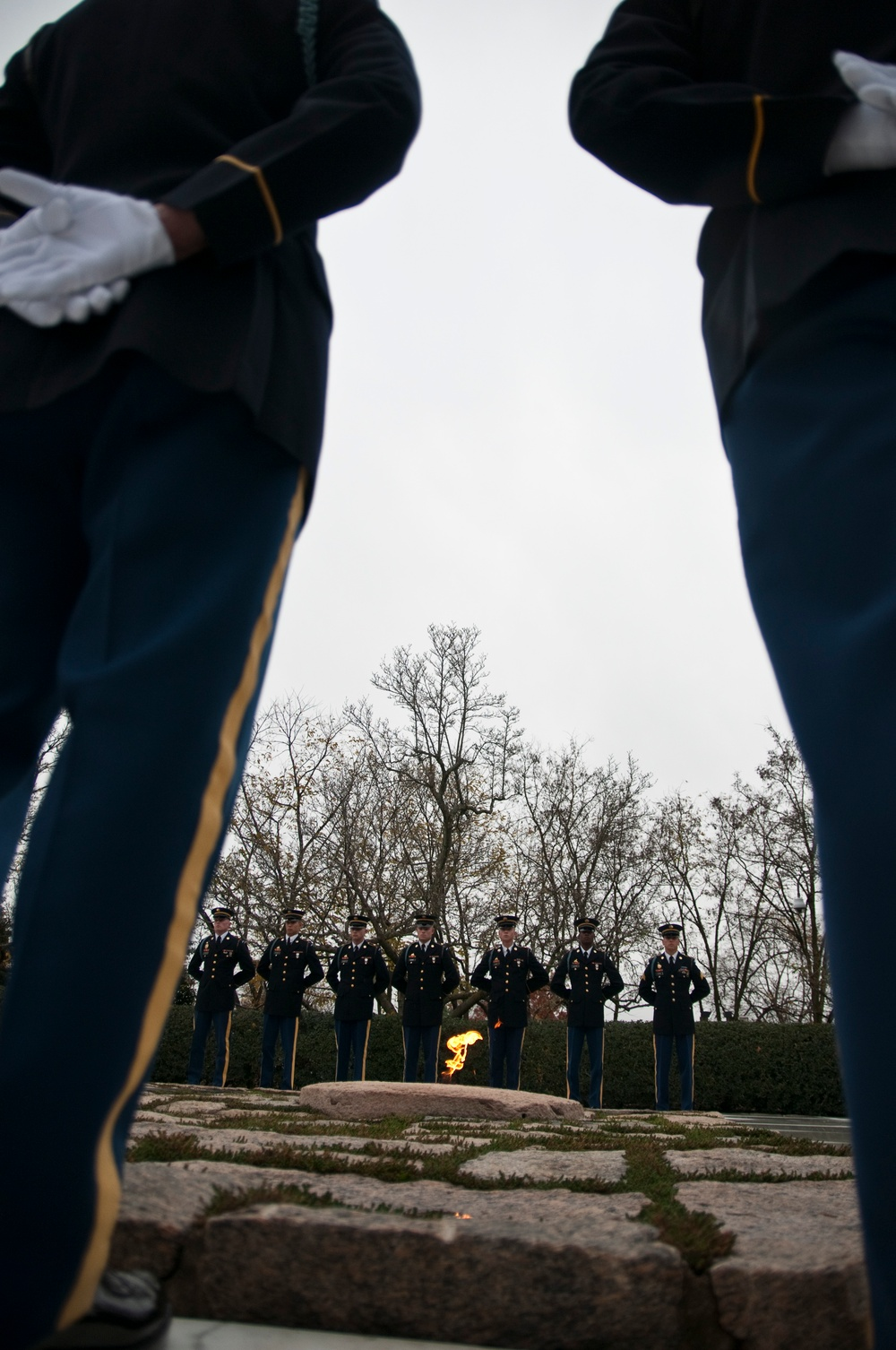 Green Berets honor President Kennedy in ceremony