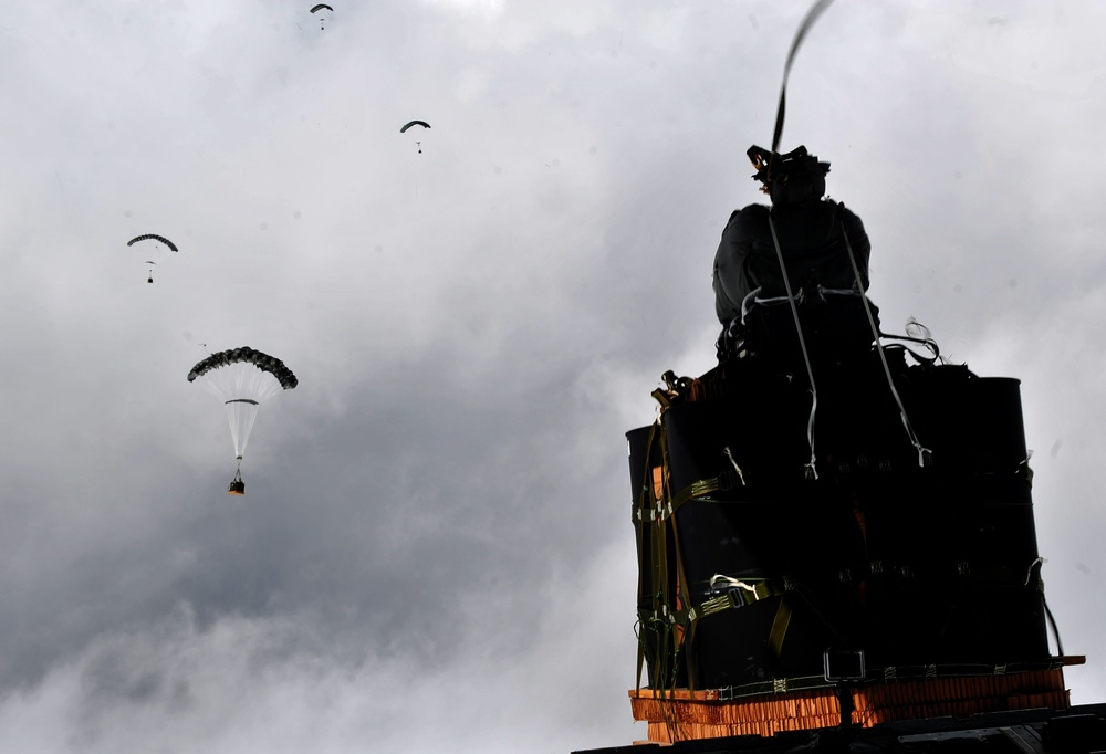 Afghanistan airdrops surpass record levels in 2011