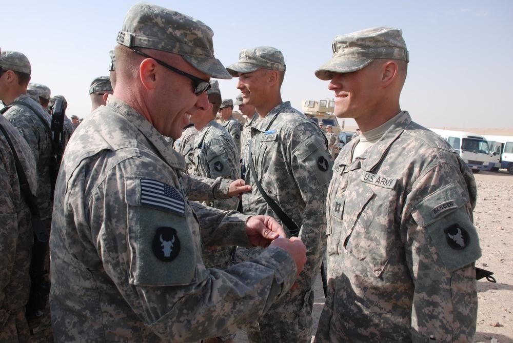 The Mark of an Infantryman