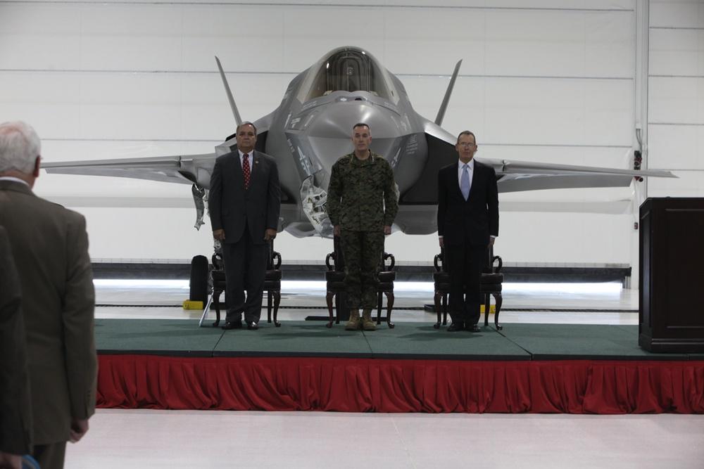 Marine Corps aviation introduces F-35B Lightning II into fleet