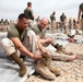 Grappling for the title: CLB-1 Marines hold ground fighting tournament aboard Camp Dwyer