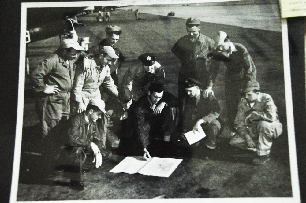 World War II, Air Force vet recalls war