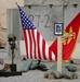 Marines salute fallen brother in Khan Neshin district