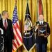 White House Medal of Honor Ceremony for Specialist Four Leslie H. Sabo, Jr.