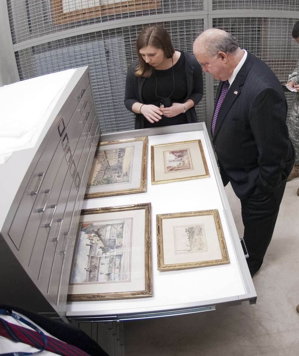 Preserving and protecting Army history