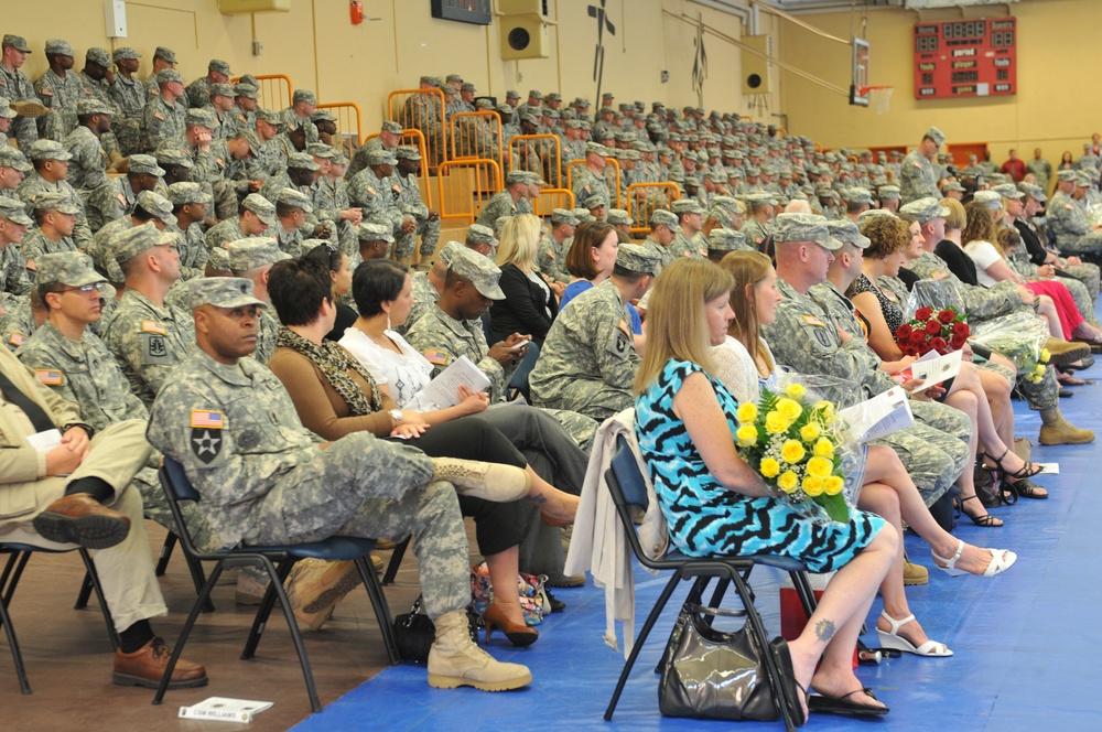 170th bids battalions' leaders farewell