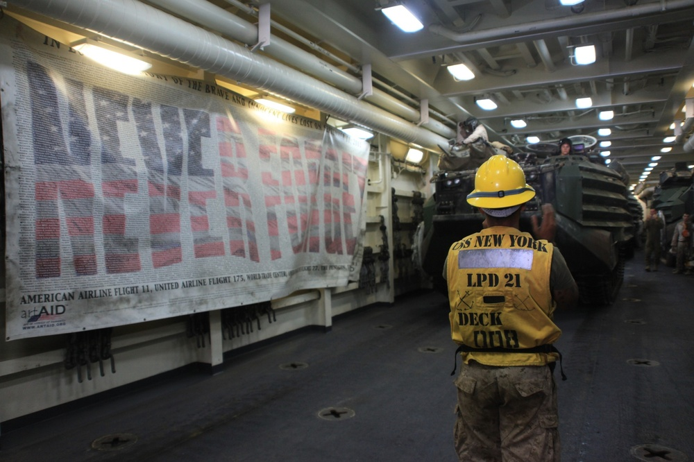 24th Marine Expeditionary Unit wraps up Eager Lion 12