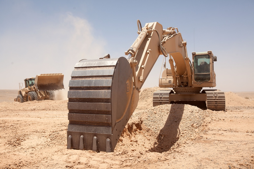 Afghan engineers display skill, confidence through southern Helmand projects