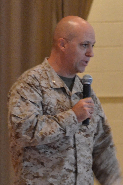 Marine Det graduates last LAAD class at Bliss, sends air defenders to fleet