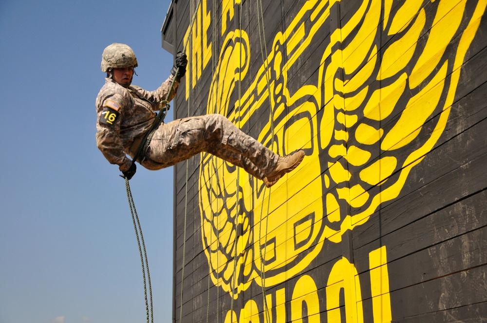 Toughest Air Assault Soldier Competition