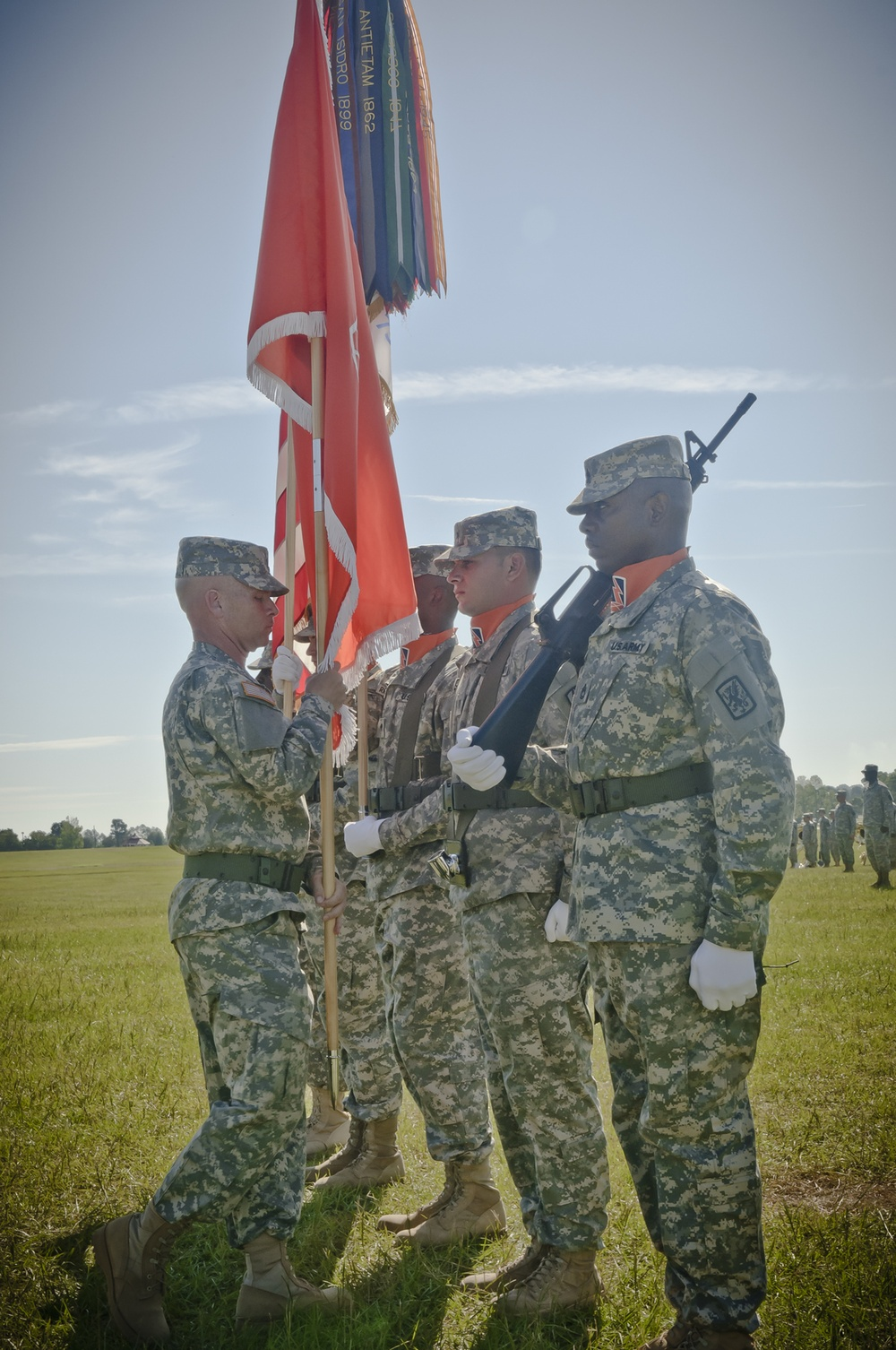 335th Sig. Comm. (Theater) COC