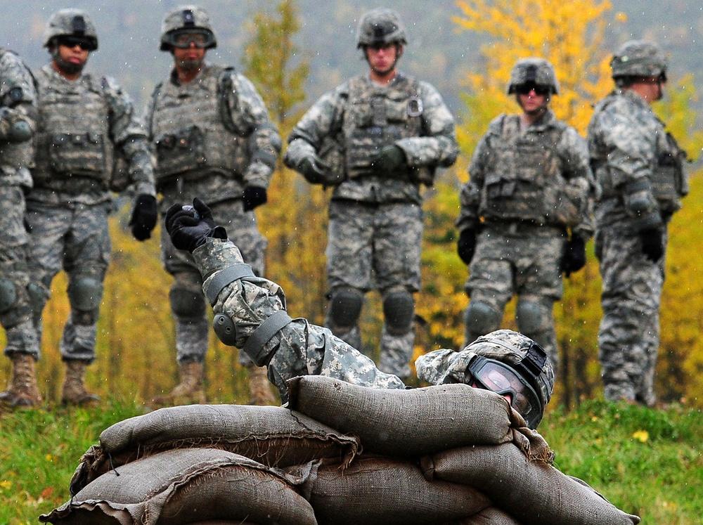 JBER Military Police