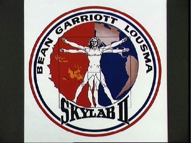 Emblem for the second manned Skylab mission, Skylab 3