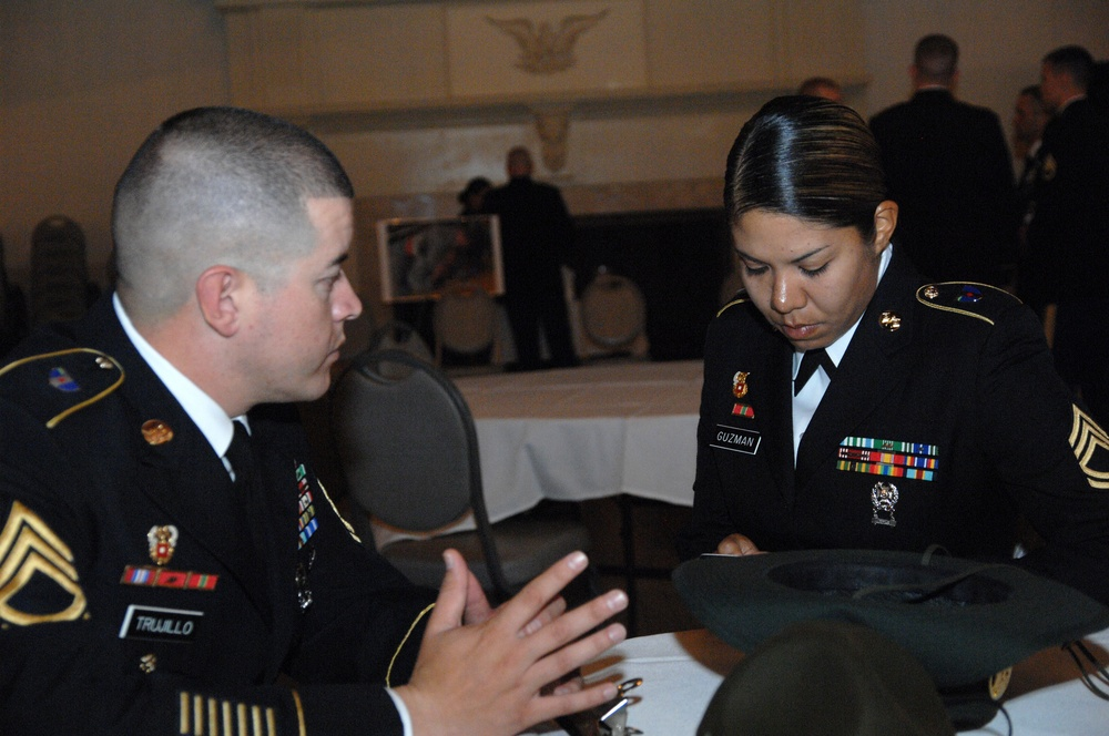 Board – Best Warrior Competition 2012