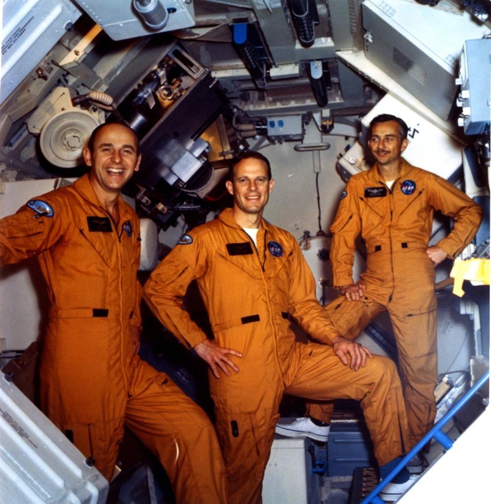 The Astronauts of Skylab 3