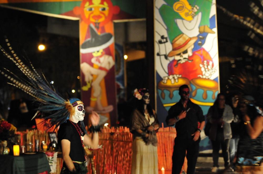 Dia de los Muertos is a celebration of life