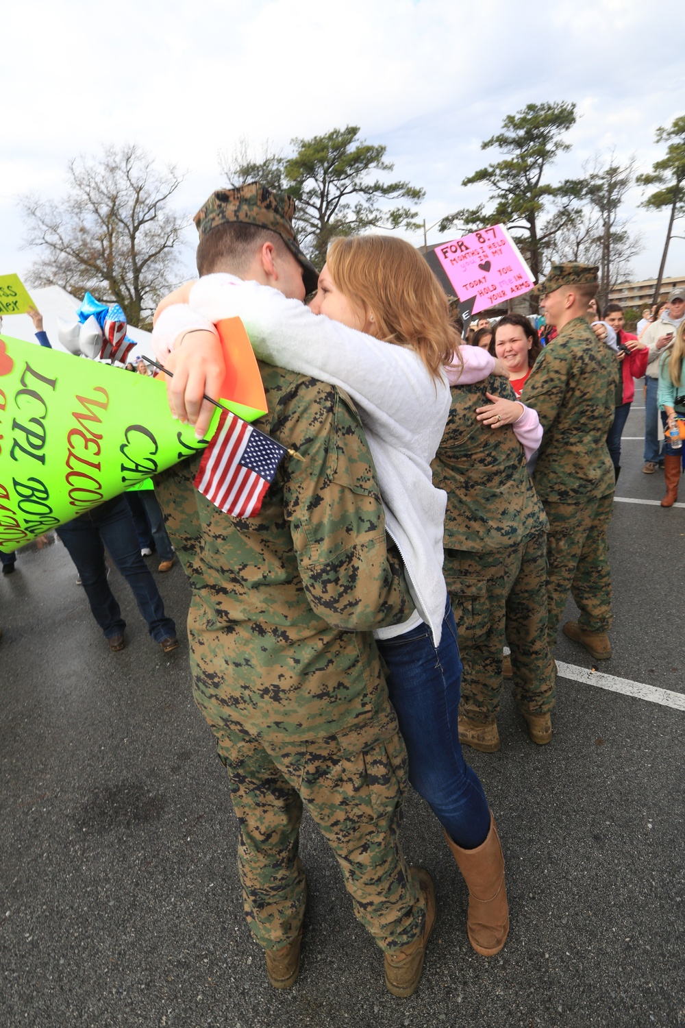 24th Marine Expeditionary Unit returns from deployment