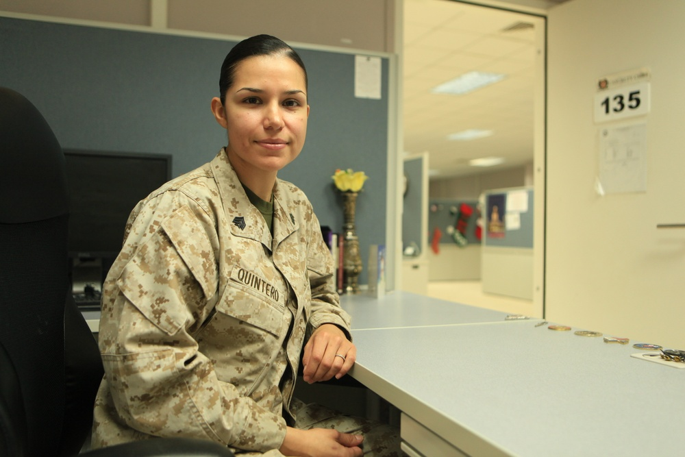 Austin Marine receives call from president