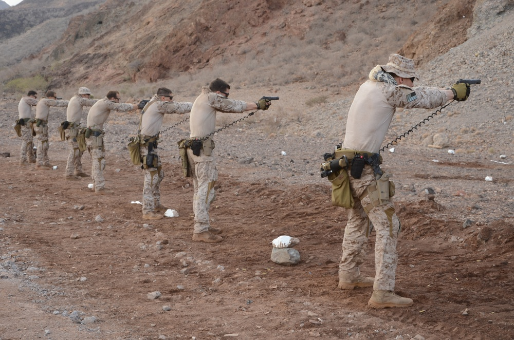 15th MEU finishes sustainment training in Djibouti