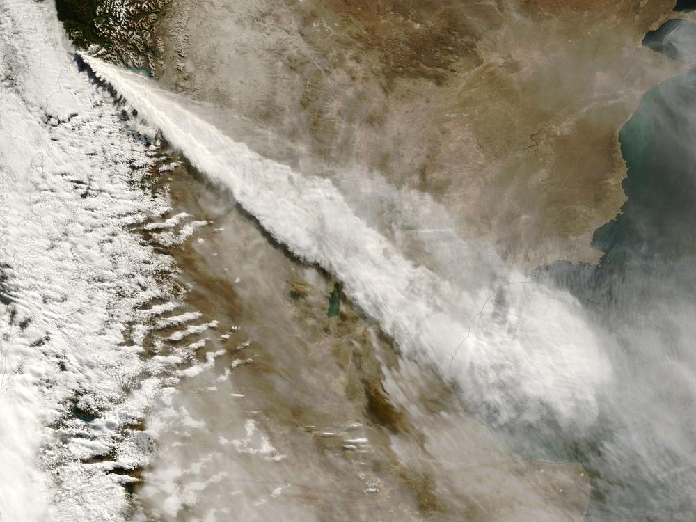 Chaiten Volcano Erupts: Natural Hazards