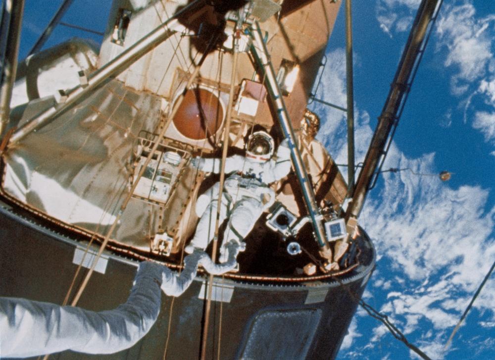 Skylab -- February 1974