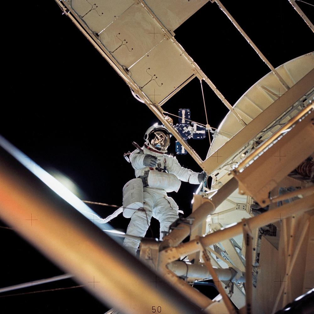 Skylab -- August 1973