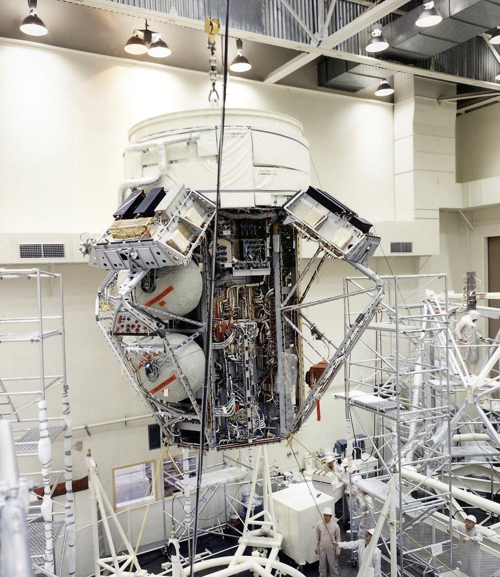 The Skylab Airlock Module
