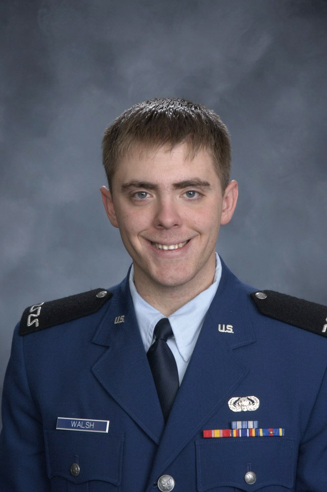 USAFA cadet dies