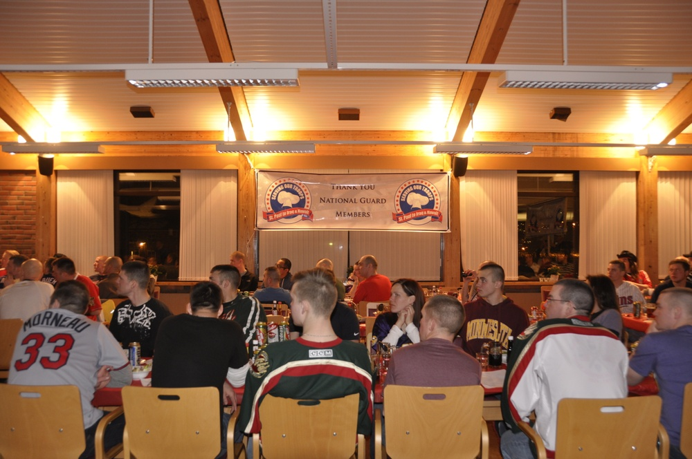 Serving Our Troops takes on the 40th Anniversary Norwegian Exchange