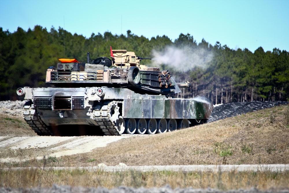 2nd Tanks makes teamwork, efficiency 1st priority
