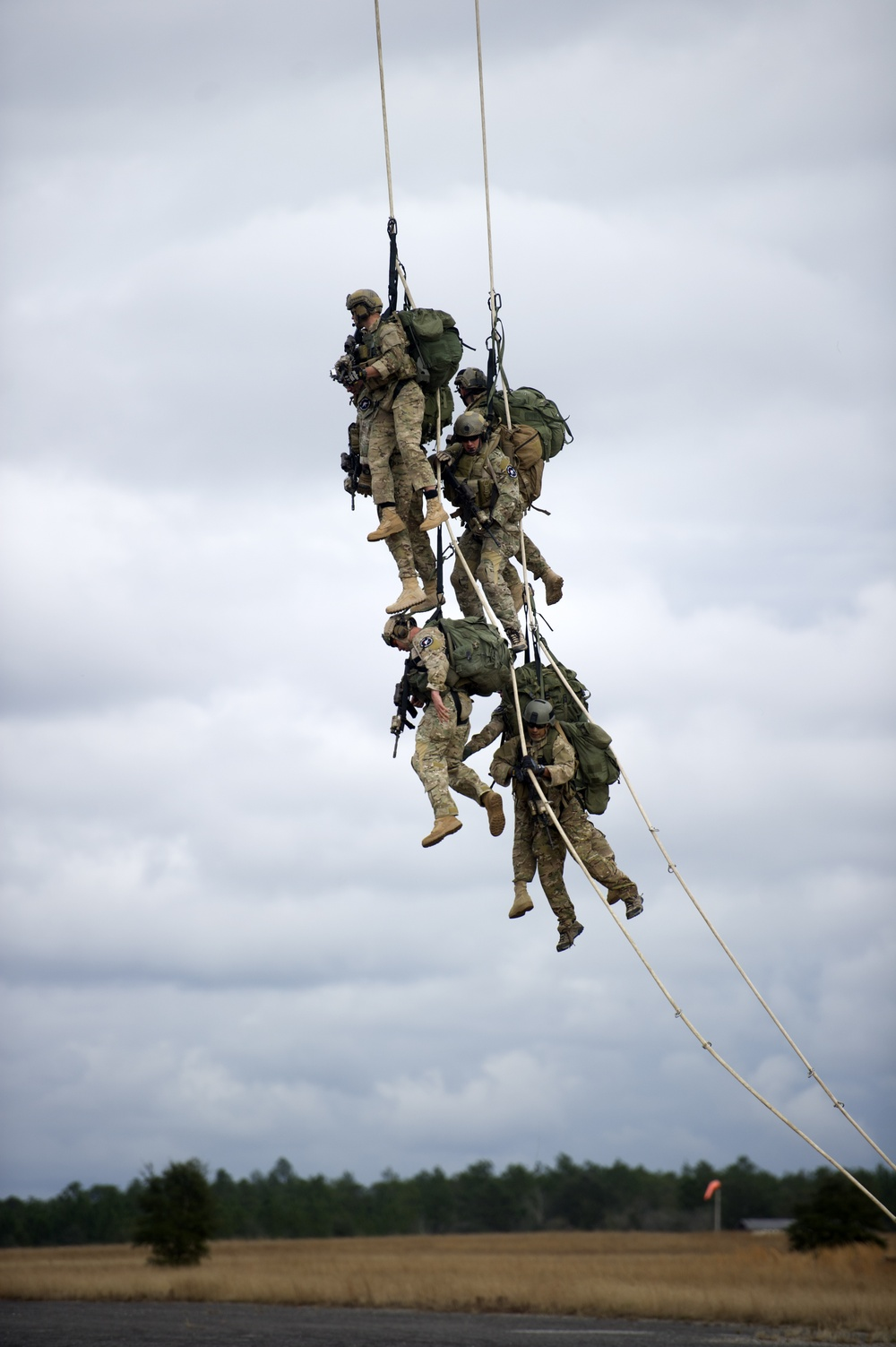 Green Berets practice SPIES and FRIES
