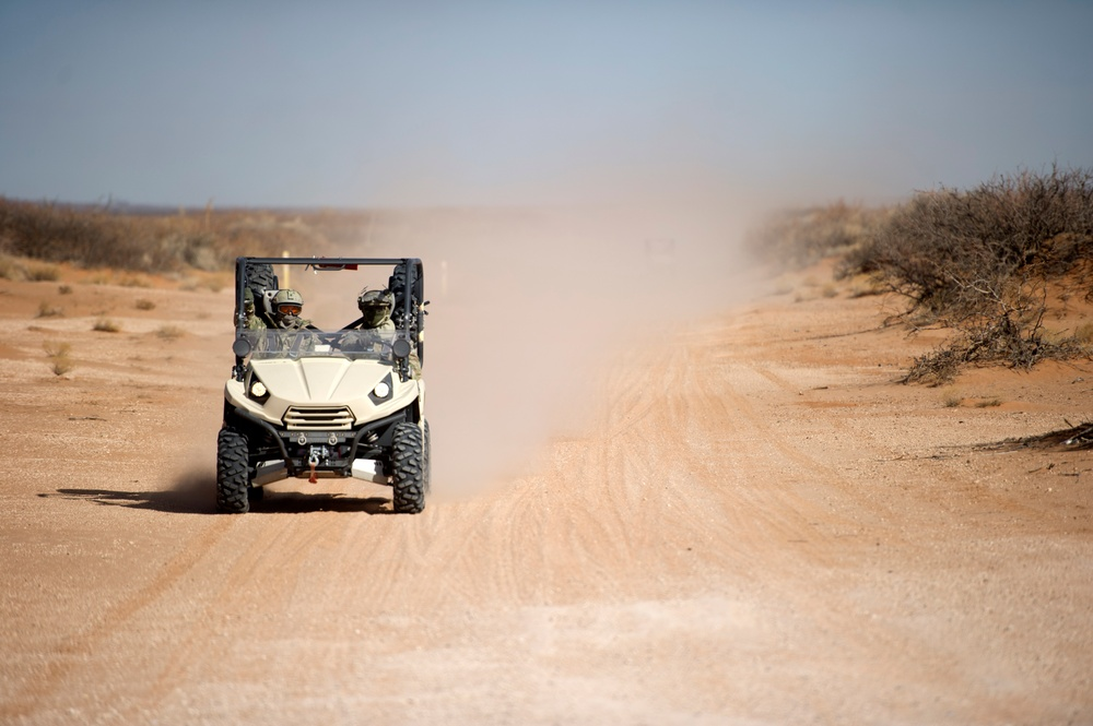 Pre mission training-LTATV's and ATV's